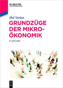 Grundzüge der Mikroökonomik, 9th Edition
