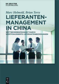 Lieferantenmanagement in China