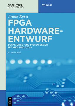 FPGA Hardware-Entwurf, 4th Edition