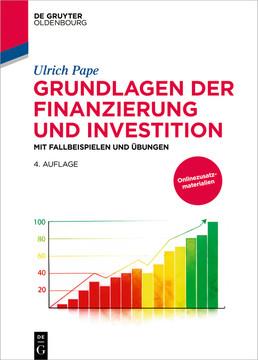 Grundlagen der Finanzierung und Investition, 4th Edition