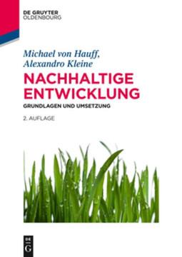 Nachhaltige Entwicklung, 2nd Edition