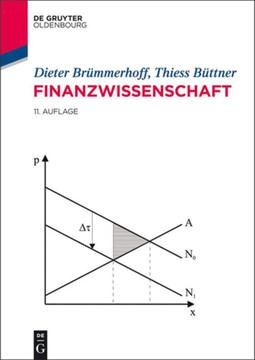 Finanzwissenschaft, 11th Edition
