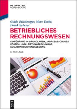 Betriebliches Rechnungswesen, 8th Edition