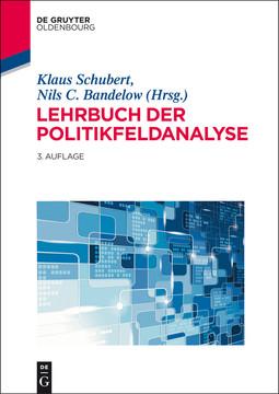 Lehrbuch der Politikfeldanalyse, 3rd Edition