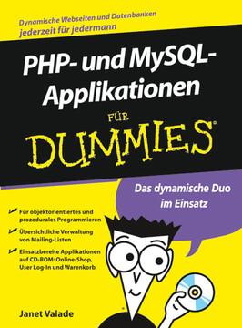 PHP- und MySQL-Applikationen für Dummies®