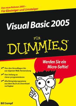 Visual Basic 2005 für Dummies®