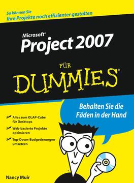 Microsoft® Project 2007 für Dummies®