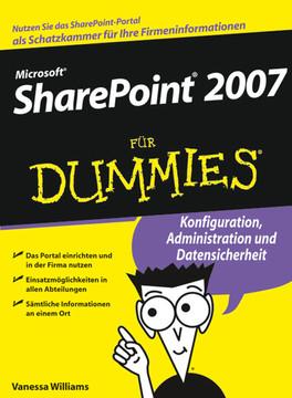 Microsoft® SharePoint® 2007 für Dummies®