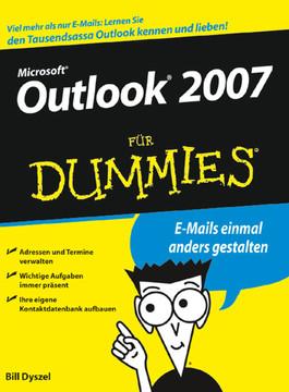 Microsoft® Outlook® 2007 für Dummies®