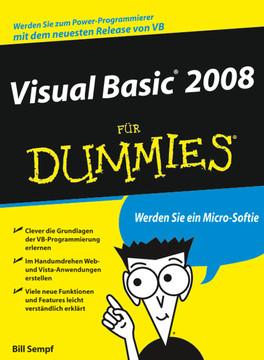 Visual Basic® 2008 für Dummies®