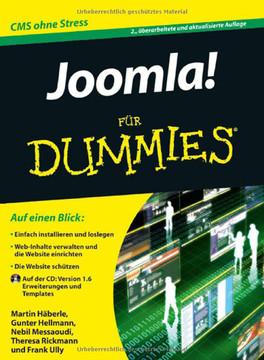 Joomla! für Dummies, 2., überarbeitete und aktualisierte Auflage