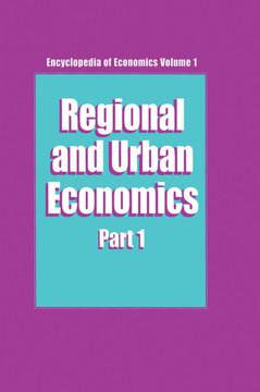 Regional and Urban Economics Parts 1 & 2