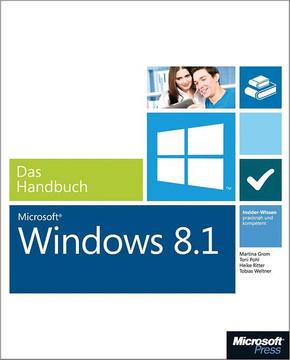 Microsoft Windows 8.1 - Das Handbuch (Buch + E-Book)