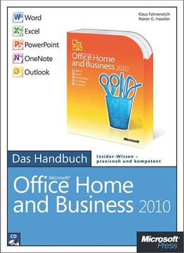 Microsoft Office Home And Business 2010 Das Handbuch Word