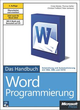 Microsoft Word-Programmierung - Das Handbuch