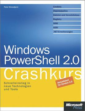 Windows PowerShell 2.0 - Crashkurs