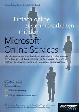 Einfach online zusammenarbeiten mit den Microsoft Online Services