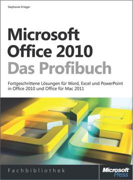 Microsoft Office 2010 - Das Profibuch