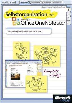 Selbstorganisation mit Microsoft Office OneNote 2007