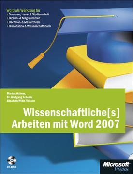 Wissenschaftliche[s] Arbeiten mit Word 2007