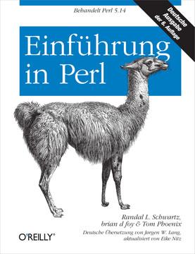 Einführung in Perl, Sixth Edition