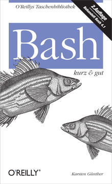 bash kurz & gut, Second Edition