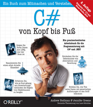 C# von Kopf bis Fuß, Second Edition