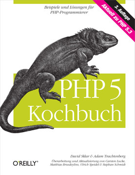 PHP 5 Kochbuch, Third Edition