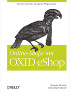 Cover image for Online-Shops mit OXID eShop