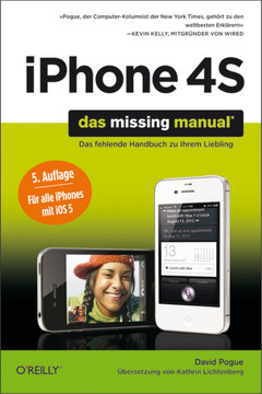 iPhone 4S: Das Missing Manual, Fifth Edition