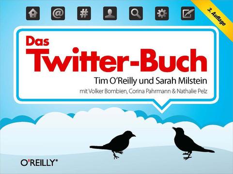 Das Twitter-Buch, 3rd Edition