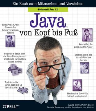 Java™ von Kopf bis Fuß