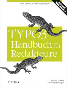 TYPO3 Handbuch für Redakteure
