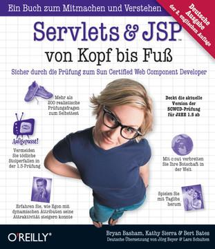 Servlets und JSPs™ von Kopf bis Fuß