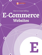 Cover of How To Create Selling E-Commerce Websites
