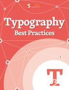 Cover of Typography Best Practices