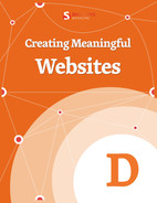 Cover of Creating Meaningful Websites