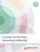 Cover of A Career On The Web: Assuming Leadership