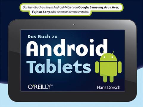 Das Buch zu Android Tablets