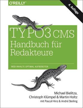 TYPO3 CMS Handbuch für Redakteure, 4th Edition