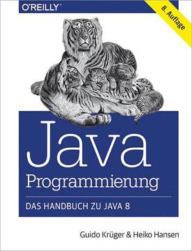 Java-Programmierung – Das Handbuch zu Java 8 , 8th Edition