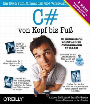 C# von Kopf bis Fuß, 3rd Edition