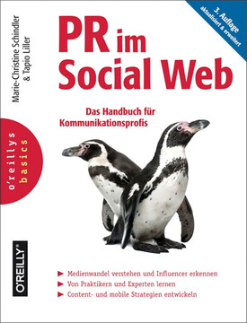 PR im Social Web , 3rd Edition