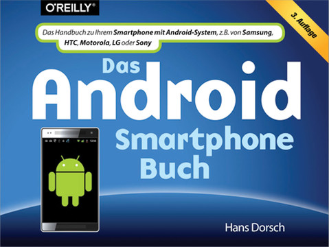 Das Android-Smartphone-Buch, 3rd Edition