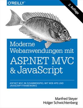 Moderne Web-Anwendungen mit ASP.NET MVC und JavaScript, 2nd Edition