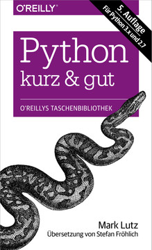 Python kurz & gut, 5th Edition