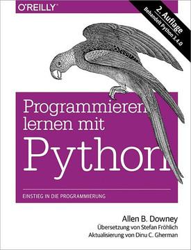 Programmieren lernen mit Python, 2nd Edition