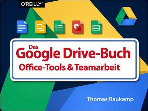 Das Google-Drive-Buch
