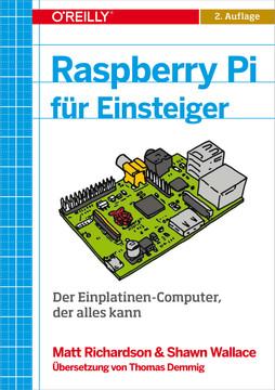 Raspberry Pi für Einsteiger, 2nd Edition