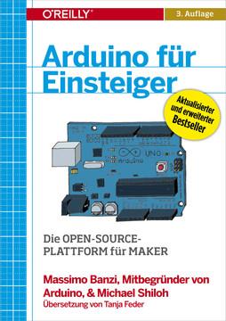 Arduino für Einsteiger, 3rd Edition